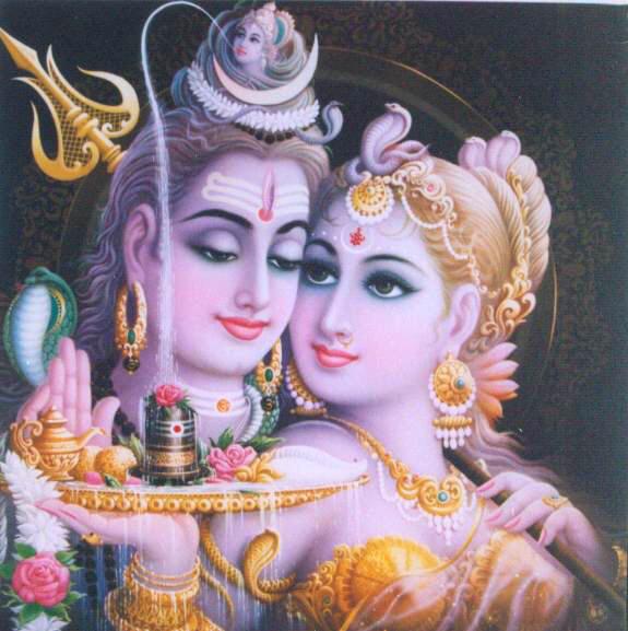 ಶಿವ ಪಾರ್ವತಿ