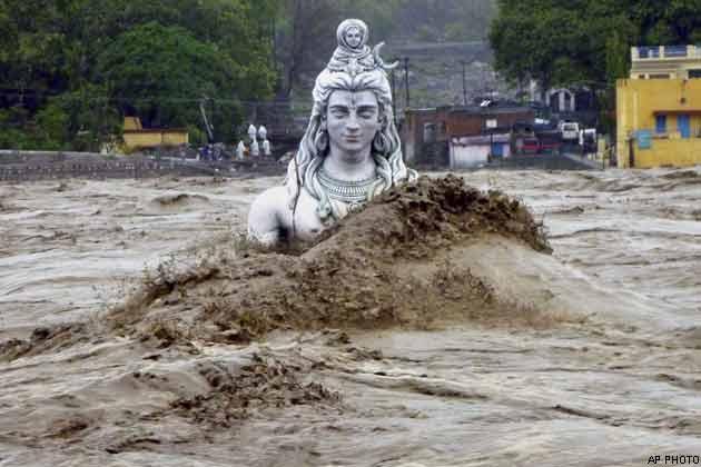 ಗಂಗಾ ಪ್ರವಾಹ