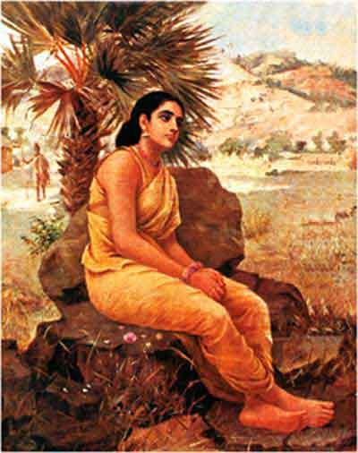 ಶಕುಂತಲೆ, ರವಿವರ್ಮ
